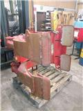 Auramo RA 450 NJ, 2000, Roll clamps