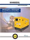 covid-19 coronavirus engine welder KH400DSL, 2020, Schweissgeräte