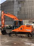 Doosan DX 140 LC, 2011, Crawler excavators