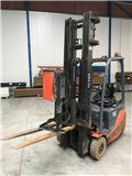 Toyota 8 FB ET 15, Electric forklift trucks