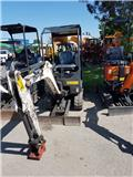 Bobcat E 14, 2013, Mini excavators < 7t (Mini diggers)