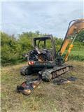 Hyundai Robex 80 CR-9, 2014, Excavadoras sobre orugas