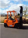 Toyota FG 25, Truck mounted forklifts