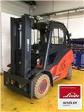 Linde H40D、2017、ディーゼル・軽油