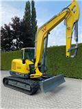Wacker Neuson EZ80, 2021, Mini excavators  7t - 12t
