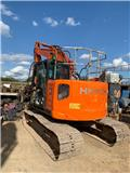 Hitachi ZX 135 US-5, 2014, Crawler excavators