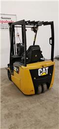 Caterpillar EP 15, 2013, Electric forklift trucks