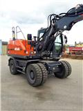 Atlas 160 W, 2017, Wheeled Excavators