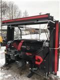 Palax D 360 pro Tr/sm 6 ton، قطاعات وقسامات خشب