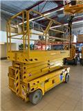 Haulotte Compact 12, 2002, Plataformas tijera
