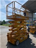 Haulotte Compact 12, 2007, Plataformas tijera