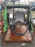 John Deere 1170 E, Hydraulics