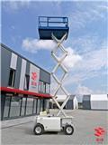 Genie GS 2668, 2001, Scheren-Arbeitsbühnen