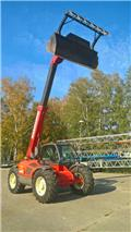 Manitou MLT 629, 2002, Telescopic handlers
