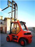 Linde H80D-02, 2003, Diesel Trucks