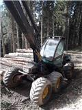 Timberjack 1270, 1999, Harvester