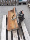 Begagnad hydraulisk planerskopa, Skopor
