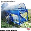 Other Kotło-Pol Machine for hollowing seeds from cucumbe, 2019, Other tillage machines and accessories