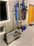 Delaval HBR, 2007, Milking equipment