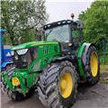 John Deere 6210 R, 2014, Traktorok