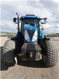 New Holland T 7.185 AC, 2013, Tractores