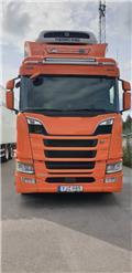 Scania R 580, 2017, Reefer Trucks