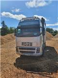Volvo FH12, 2002, Wood chip trucks