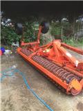 Kuhn HR 4002 D, Power Harrows And Rototillers