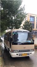 Toyota Coaster, 2016, Mini buses
