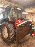 Valtra N111E, 2009, Lesní kolové traktory