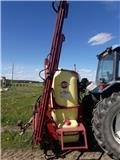 Hardi Master 1200, 2010, Mounted sprayers