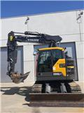 Volvo ECR 145, 2019, Crawler Excavators