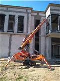 Wynajem Jekko SPX424CDH, 2018, Mini cranes