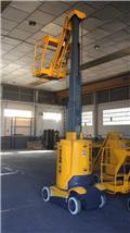 Haulotte Star 10, 2007, Articulated boom lifts