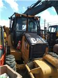Caterpillar 416 E, 2013, Backhoe loaders