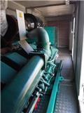 Cummins KTA50 Diesel Generator in Containers 50 HZ, 2011, Naftové generátory