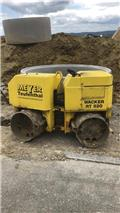Wacker Neuson RT820, 2004, Twin drum rollers