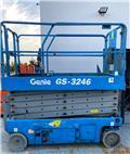 Genie GS 3246, 2007, Šķerveida pacēlāji