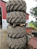 Nokian TRS 600-55x26,5 komplette hjul, 2010, Tyres, wheels and rims