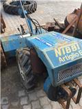Nibbi Ariglio E, Grades mecânicas e moto-cultivadores