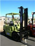 Mitsubishi FG25, Truck mounted forklifts