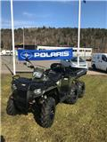 Polaris Polaris 570 6x6 BIG BOSS handtagsvärme på köpet، 2018، مركبات عابرة البلاد