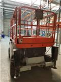 Haulotte Compact 10 DX, 2002, Scissor lifts