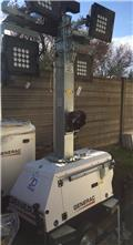 Generac Mobile Light Tower T3, 2017, Generadores de luz