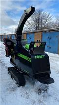 Forst TR8, 2016, Wood Chippers
