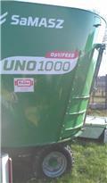 Samasz UNO 1000, 2018, Futtermischwagen