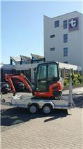 Kubota KX 016-4, 2018, Mini Excavators <7t (Mini Diggers)