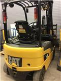 Caterpillar EP 16 NT, 2007, Stivuitor electric