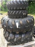 Titan 420/85D24, 260/70D16.5, Tyres, wheels and rims