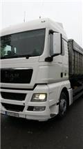MAN TGX26.400, 2009, Kotalni tovornjaki